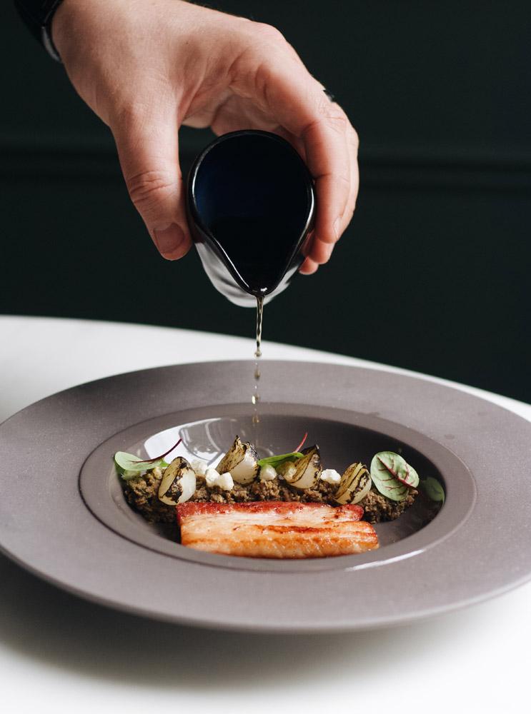 Menu Restaurant Pand 33 Utrecht
