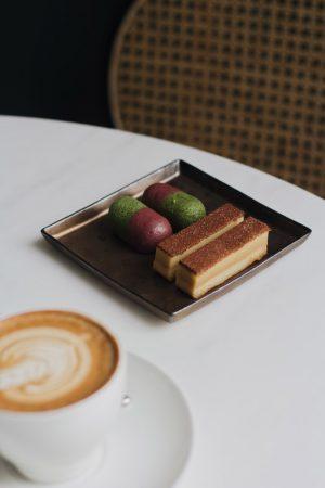 Koffie en friandises van Pand 33